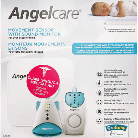 angelcare video N sound monitor - Greendot Baby