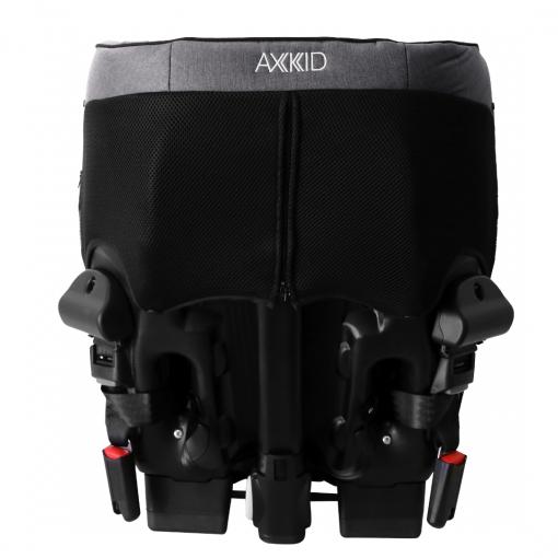 Axkid Minikid - Grey - Back