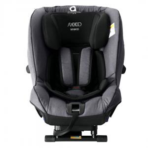 Axkid Minikid - Grey - Front