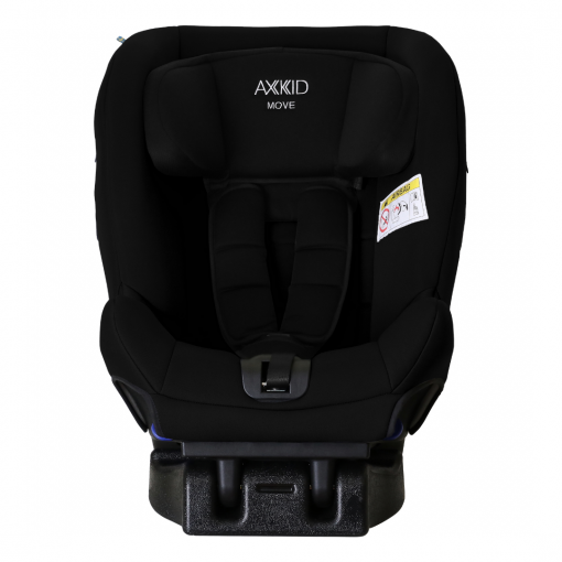 Axkid Move - Black - Front
